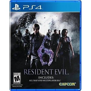 Resident Evil 6 - バイオハザード6 PS4海外輸入北米版ゲームソフト  メーカー:...