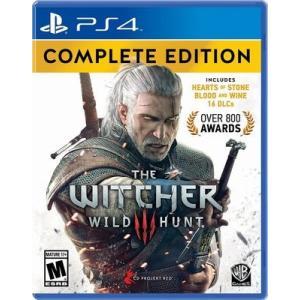 【在庫有り】The Witcher 3: Wild Hunt Complete Edition - ...