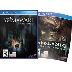 【取り寄せ】 Yomawari: Night Alone / htol#NiQ: The Firefly Diary - 夜回り ナイトアローン htoL#NiQ ホタルノニッキ (PS Vita 海外輸入北米版ゲームソフト)|hexagonnystore