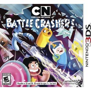 【取り寄せ】 Cartoon Network Battle Crashers - カートゥーンネットワーク バトルクラッシャーズ (Nintendo 3DS 海外輸入北米版ゲームソフト)|hexagonnystore