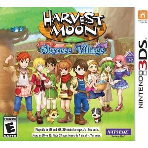 【取り寄せ】 Harvest Moon Skytree Village - 牧場物語 ハーベストムーン スカイツリー ビレッジ (Nintendo 3DS 海外輸入北米版ゲームソフト)|hexagonnystore