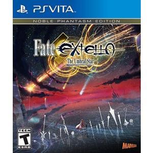 Fate/EXTELLA The Umbral Star 'Noble Phantasm' Edition - フェイト/エクステラ ザ アンブラルスター ノーブル ファンタズム エディション (PS Vita 北米版)|hexagonnystore
