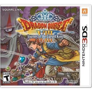 【取り寄せ】 Dragon Quest VIII: Journey of the Cursed King - ドラゴンクエストVIII 空と海と大地と呪われし姫君 (Nintendo 3DS 海外輸入北米版ゲームソフ|hexagonnystore