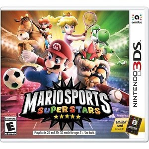 Mario Sports Superstars マリオ スポーツ スーパースターズ (Nintend...