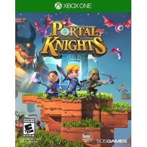 【取り寄せ】Portal Knights: Gold Throne Edition - ポータルナイツ ゴールド スローン エディション (Xbox One 海外輸入北米版ゲームソフト)|hexagonnystore