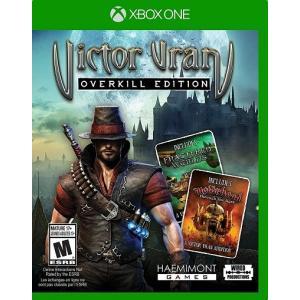 【取り寄せ】Victor Vran: Overkill Edition - ビクター ヴァラン オーバーキル エディション (Xbox One 海外輸入北米版ゲームソフト)|hexagonnystore