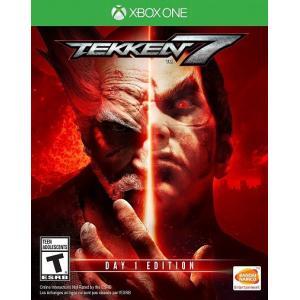 【取り寄せ】Tekken 7 - 鉄拳7 (Xbox One 海外輸入北米版ゲームソフト)|hexagonnystore