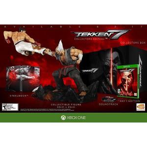 【取り寄せ】Tekken 7: Collector's Edition - 鉄拳7 コレクターズ エディション (Xbox One 海外輸入北米版ゲームソフト)|hexagonnystore