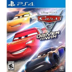 【取り寄せ】Cars 3: Driven to Win - カーズ3 勝利への道 (PS4 海外輸入北米版ゲームソフト) hexagonnystore
