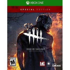 【取り寄せ】Dead by Daylight - デッド バイ デイライト (Xbox One 海外輸入北米版ゲームソフト)|hexagonnystore