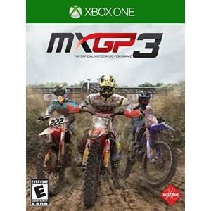 【取り寄せ】MXGP 3: The Official Motocross Videogame - MXGP 3 ザ オフィシャル モトクロス ビデオゲーム (Xbox One 海外輸入北米版ゲームソフト)|hexagonnystore