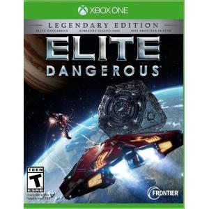 【取り寄せ】Elite Dangerous: The Legendary Edition - エリート デンジャラス ザ レジェンダリー エディション (Xbox One 海外輸入北米版ゲームソフト)|hexagonnystore