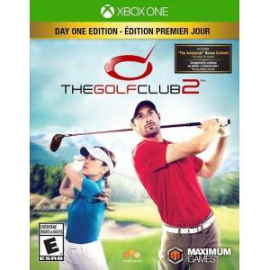 【取り寄せ】The Golf Club 2 - ザ ゴルフ クラブ 2 (Xbox One 海外輸入北米版ゲームソフト)|hexagonnystore