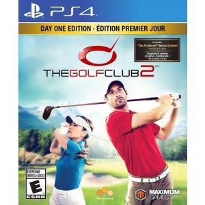 【取り寄せ】 The Golf Club 2 - ザ ゴルフ クラブ 2 (PS4 海外輸入北米版ゲームソフト) hexagonnystore