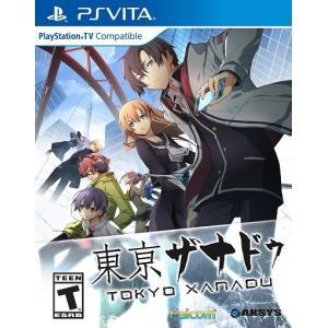 【取り寄せ】Tokyo Xanadu - 東京 ザナドゥ (PS Vita 海外輸入北米版ゲームソフト)|hexagonnystore