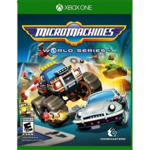 【取り寄せ】Micro Machines World Series - マイクロ マシーンズ ワールド シリーズ (Xbox One 海外輸入北米版ゲームソフト)|hexagonnystore