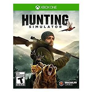 【取り寄せ】Hunting Simulator - ハンティング シュミレーター (Xbox One 海外輸入北米版ゲームソフト)|hexagonnystore
