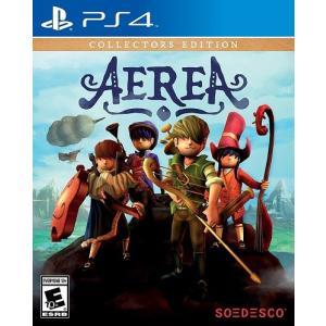 【取り寄せ】Aerea Collector's Edition - アエレア コレクターズ エディション (PS4 海外輸入北米版ゲームソフト) hexagonnystore