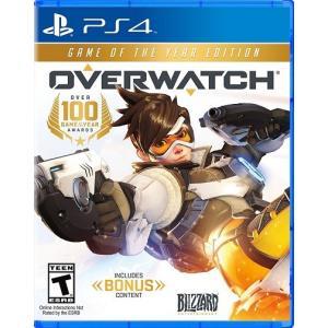 【取り寄せ】Overwatch Game of the Year Edition - ゲーム オブ ザ イヤー エディション (PS4 海外輸入北米版ゲームソフト) hexagonnystore