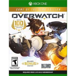 【取り寄せ】Overwatch Game of the Year Edition - オーバーウォッチ ゲーム オブ ザ イヤー エディション  (Xbox One 海外輸入北米版ゲームソフト)|hexagonnystore