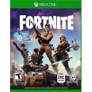 【取り寄せ】Fortnite - フォートナイト (Xbox One 海外輸入北米版ゲームソフト)|hexagonnystore