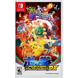 Pokken Tournament DX ポッ拳 POKKEN TOURNAMENT DX (Nin...
