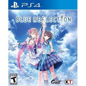 【取り寄せ】Blue Reflection - 幻に舞う少女の剣 (PS4 海外輸入北米版ゲームソフト)|hexagonnystore