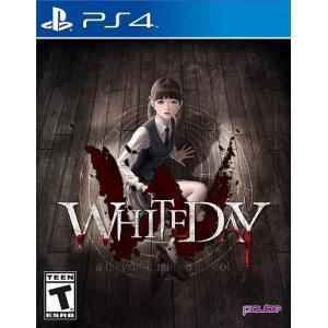 【取り寄せ】White Day: A Labyrinth Named School - WHITEDAY 学校という名の迷宮 (PS4 海外輸入北米版ゲームソフト)|hexagonnystore