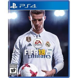 【取り寄せ】FIFA 18 - フィファ 18 (PS4 海外輸入北米版ゲームソフト)|hexagonnystore