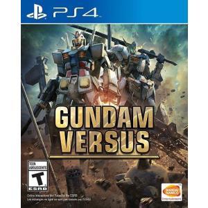 【取り寄せ】Gundam Versus - ガンダム バーサス (PS4 海外輸入北米版ゲームソフト)|hexagonnystore