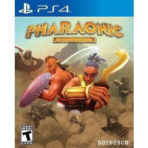 【取り寄せ】Pharaonic Deluxe Edition - ファラオニック デラックス エディション (PS4 海外輸入北米版ゲームソフト)|hexagonnystore