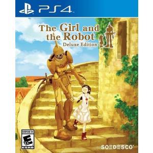 【取り寄せ】The Girl & the Robot Deluxe Edition - ザ ガール アンド ザ ロボット デラックス エディション (PS4 海外輸入北米版ゲームソフト)|hexagonnystore
