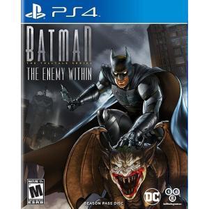 【取り寄せ】Batman: The Enemy Within - バットマン ザ エネミー ウィズイン (PS4 海外輸入北米版ゲームソフト)|hexagonnystore