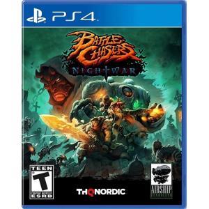 【取り寄せ】Battle Chasers: Nightwar - バトル チェイサーズ ナイトウォー (PS4 海外輸入北米版ゲームソフト)|hexagonnystore
