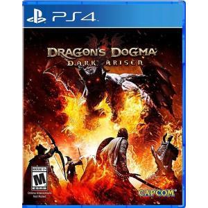 【取り寄せ】Dragon's Dogma: Dark Arisen - ドラゴンズドグマ ダークアリズン (PS4 海外輸入北米版ゲームソフト)|hexagonnystore