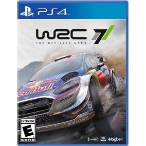 【取り寄せ】WRC 7 - ワールド ラリー チャンピオンシップ 7 (PS4 海外輸入北米版ゲームソフト)|hexagonnystore