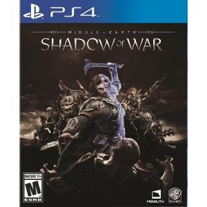 【取り寄せ】 Middle-Earth: Shadow Of War - ミドル アース シャドウ オブ ウォー (PS4 海外輸入北米版ゲームソフト)|hexagonnystore