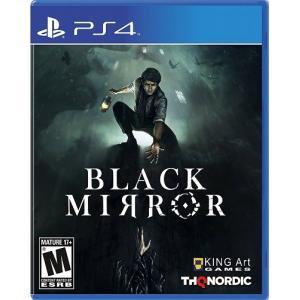 Black Mirror - ブラック ミラー (PS4 海外輸入北米版ゲームソフト)  日本のPl...