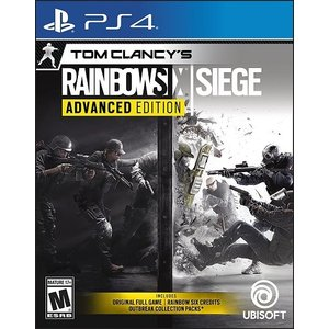 Tom Clancy's Rainbow Six Siege Advanced Edition レイ...
