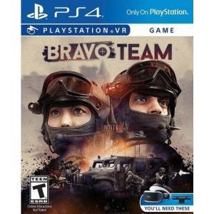 PSVR Bravo Team VR - PSVR ブラボー チーム VR (PS4 海外輸入北米版...