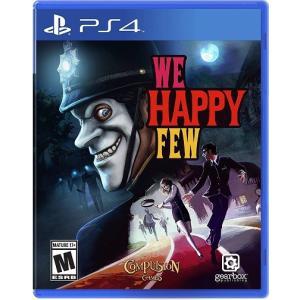 We Happy Few - ウイ ハッピー フュー (PS4 海外輸入北米版ゲームソフト)  日本...