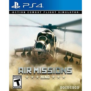 Air Missions HIND - エア ミッションズ ハインド (PS4 海外輸入北米版ゲーム...