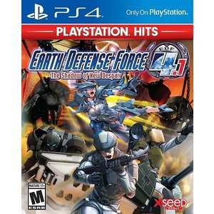Earth Defense Force 4.1 - PlayStation Hits Edition...