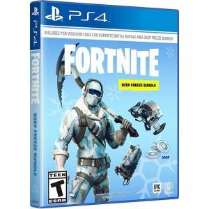 Fortnite: Deep Freeze Bundle フォートナイト ディープフリーズ バンドル...