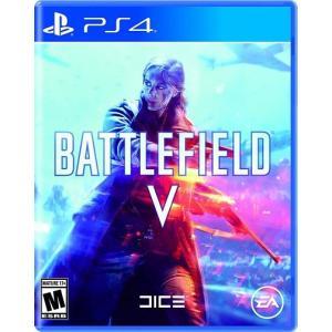 Battlefield V - バトルフィールド V (PS4 海外輸入北米版ゲームソフト)  日本...