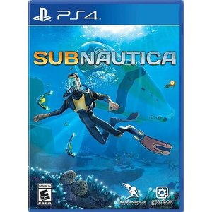 【在庫有り】Subnautica - サブノーティカ (PS4 海外輸入北米版ゲームソフト)