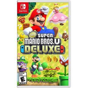 New Super Mario Bros. U Deluxe New スーパーマリオブラザーズ U ...