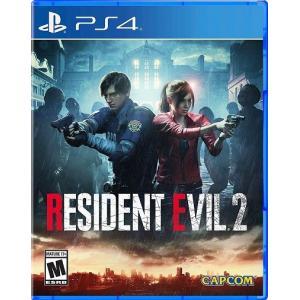 Resident Evil 2 - バイオハザード RE:2 (PS4 海外輸入北米版ゲームソフト)...