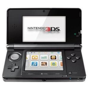 Nintendo 3DS Cosmo Black - ニンテンドー 3DS コスモ ブラック (海外輸入北米本体)|hexagonnystore