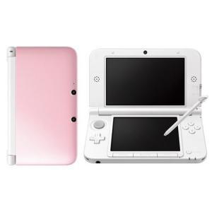 Nintendo 3DS XL Pink/White - ニンテンドー 3DS XL ピンク/ホワイト (海外輸入北米本体)|hexagonnystore